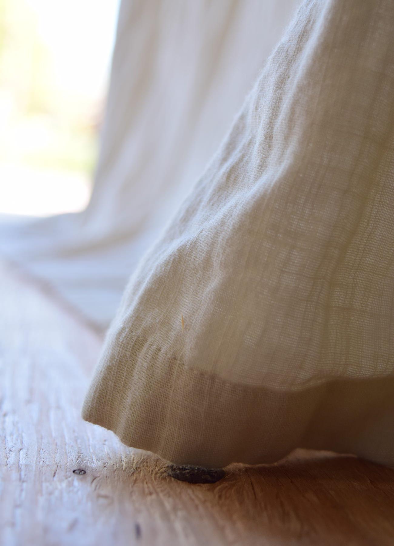 体にいいカーテン④