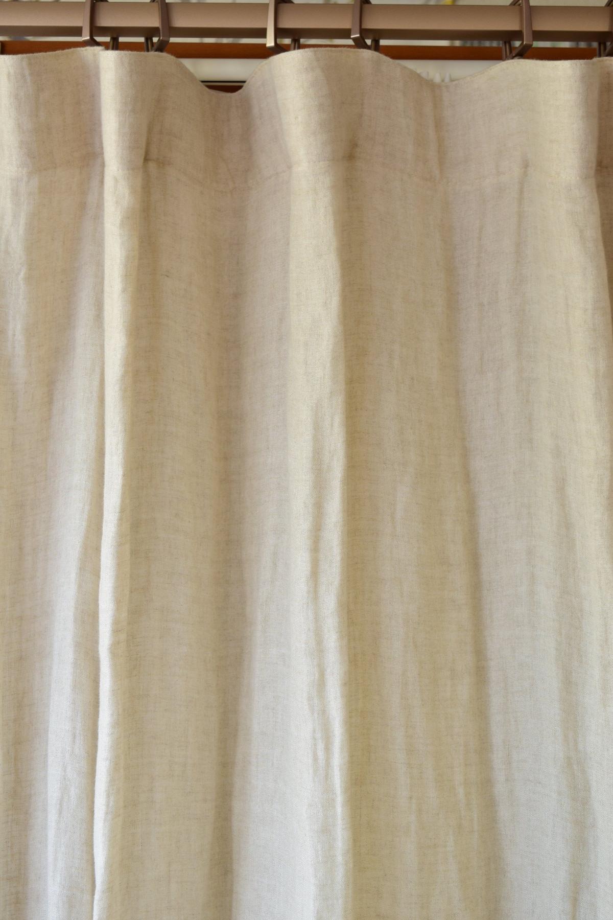 フラットカーテン