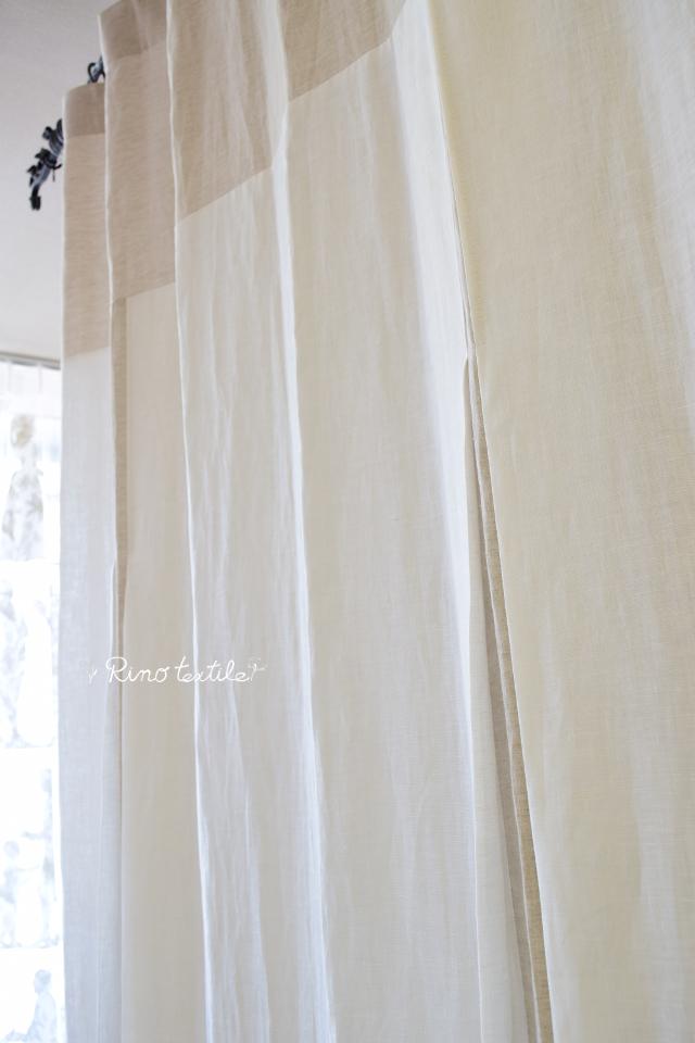 シャビーシックカーテン