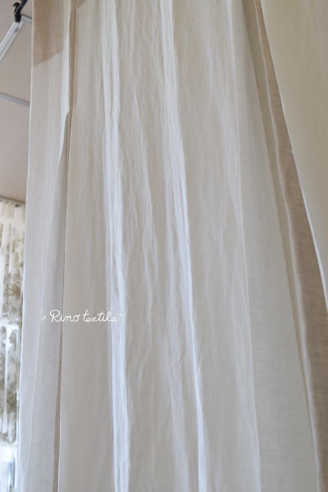ログハウスに合うカーテン