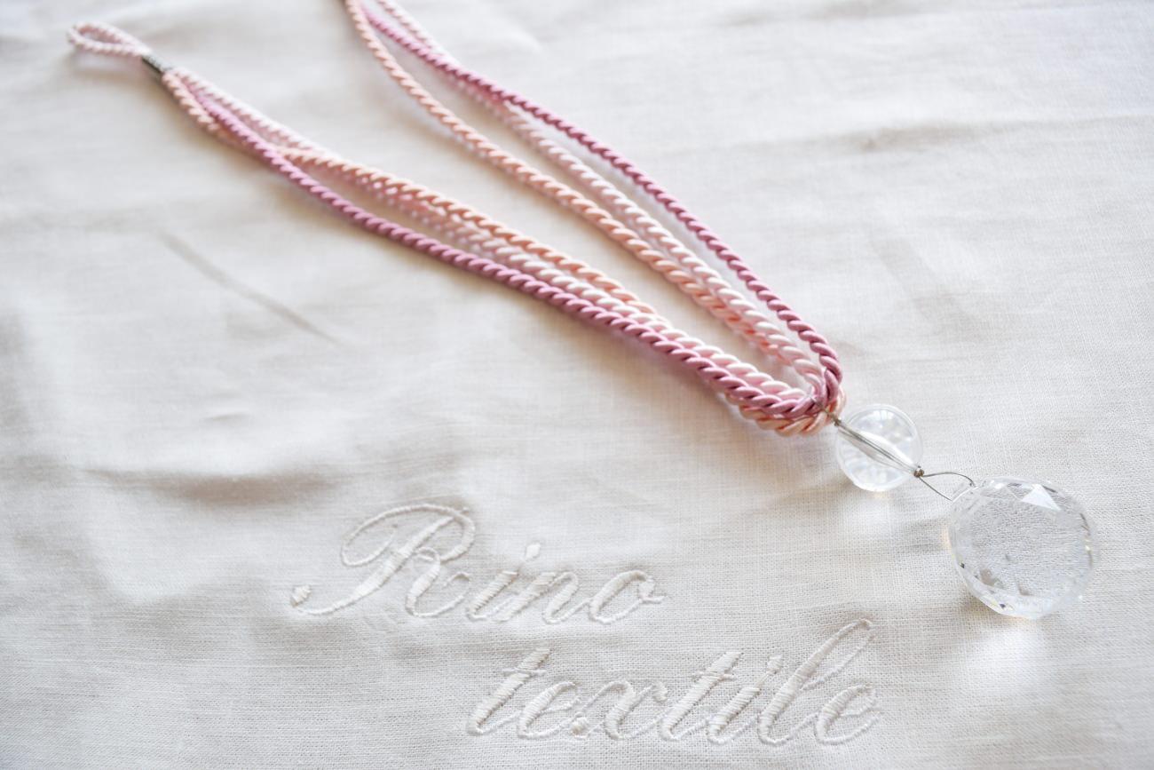 ピンクのタッセル タッセルキャンディー