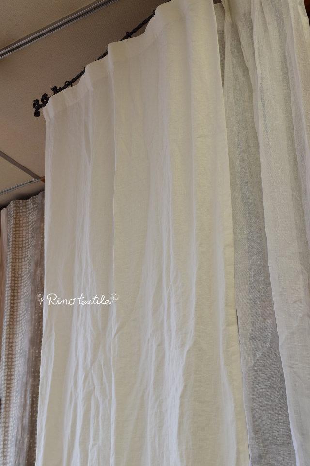 リネンオーダーカーテン