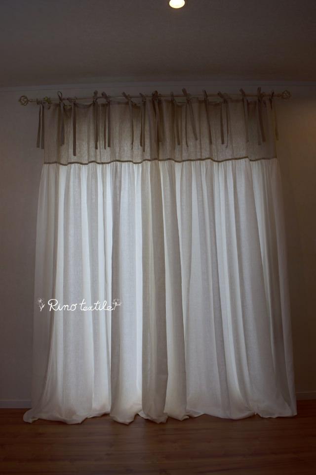 リボンカーテン